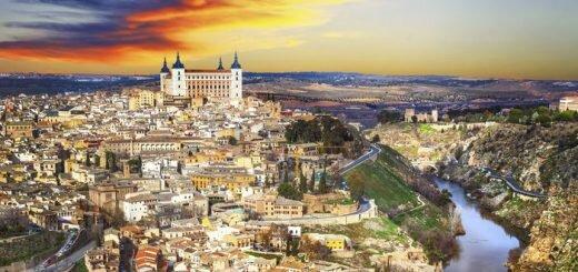 Толедо Испания