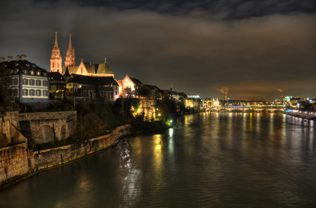Базель Швейцария