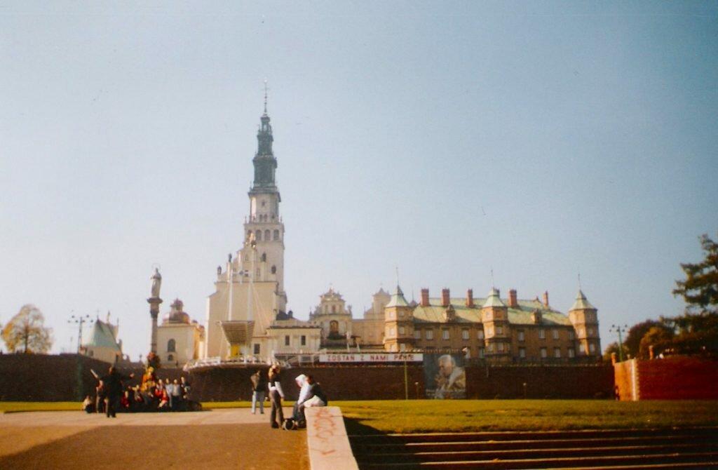 Ченстохова Польша