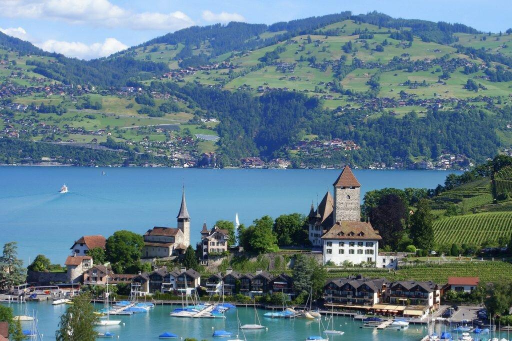 Интерлакен Швейцария