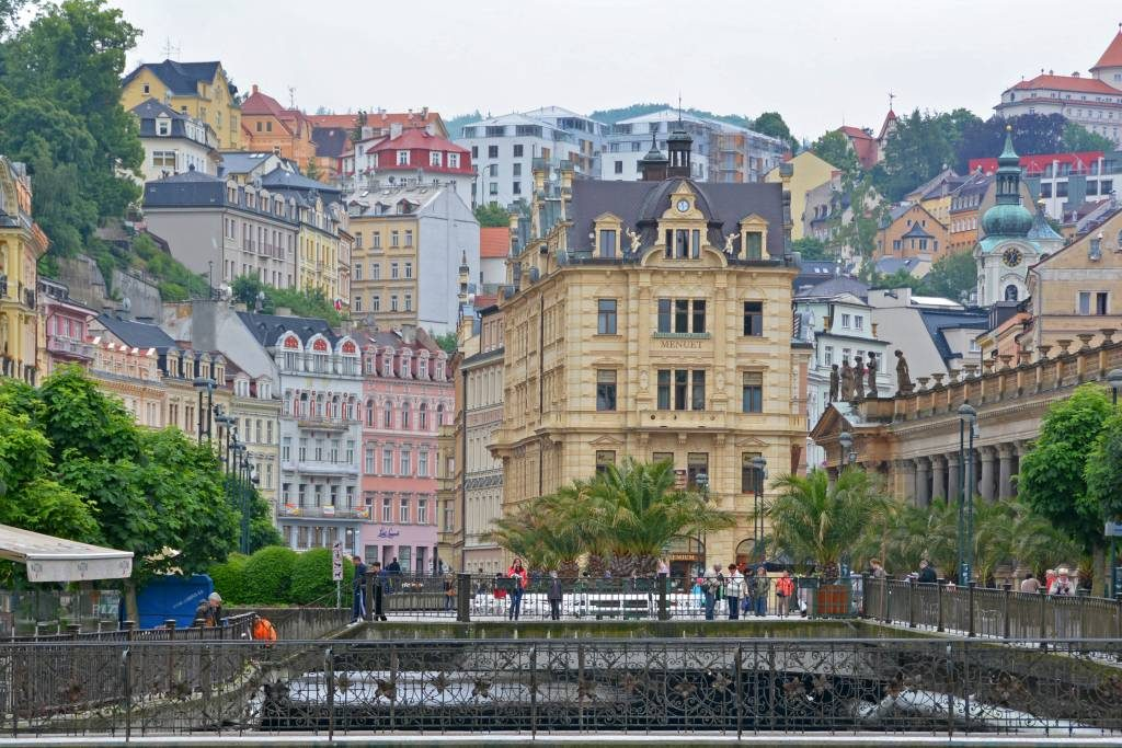 Карловы Вары Чехия