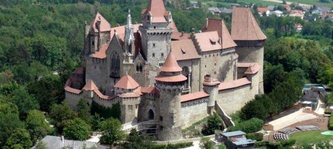 Замки и дворцы Австрии