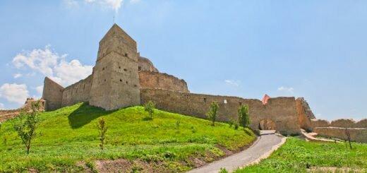 Крепость Рупеа Румыния