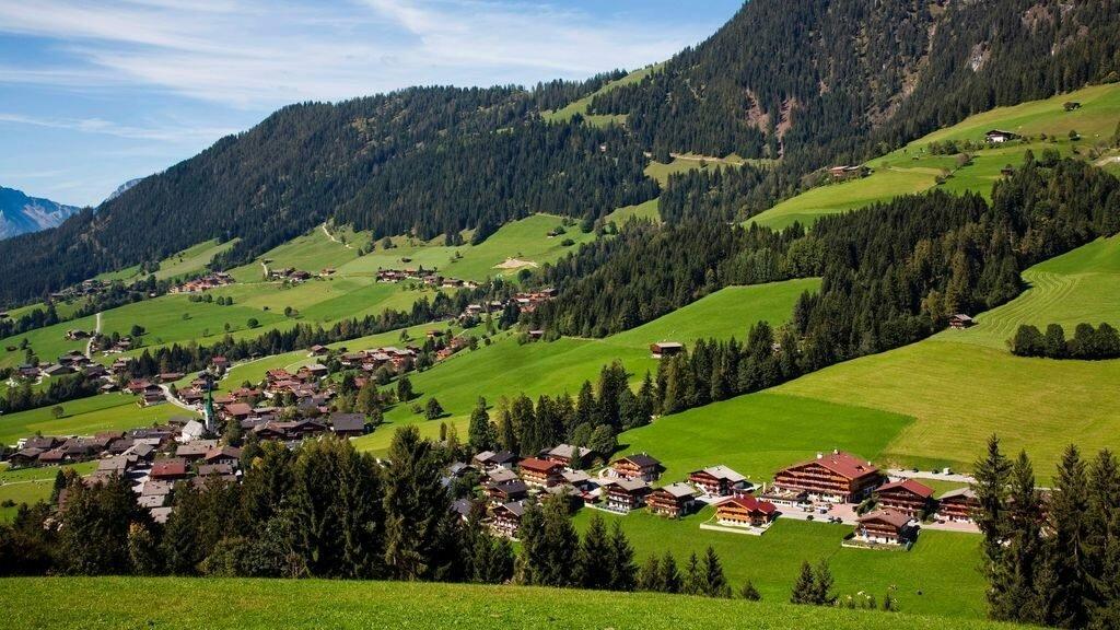 Альпбах Австрия