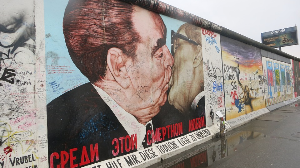 Берлинская стена Германия
