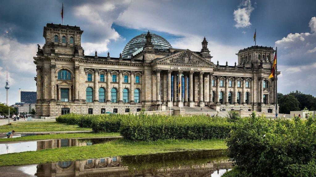Бундестаг Берлин Германия