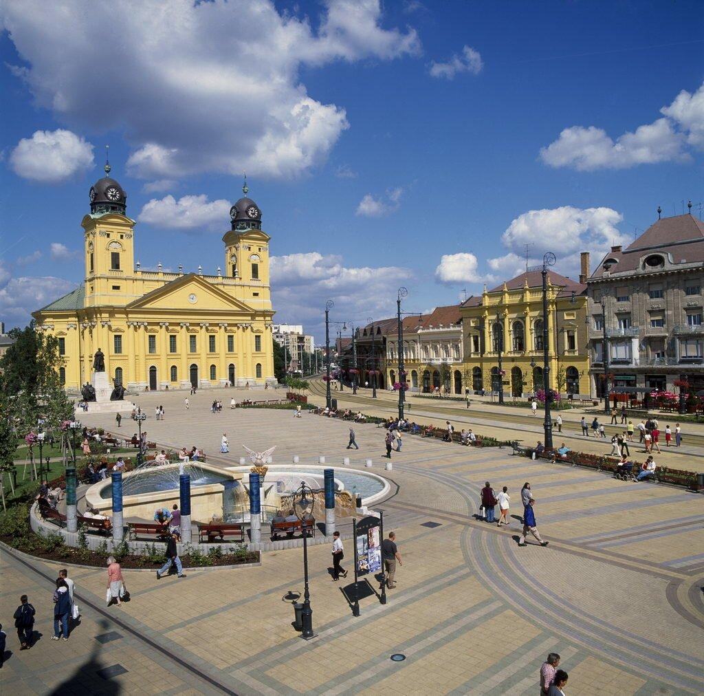 Дебрецен Венгрия