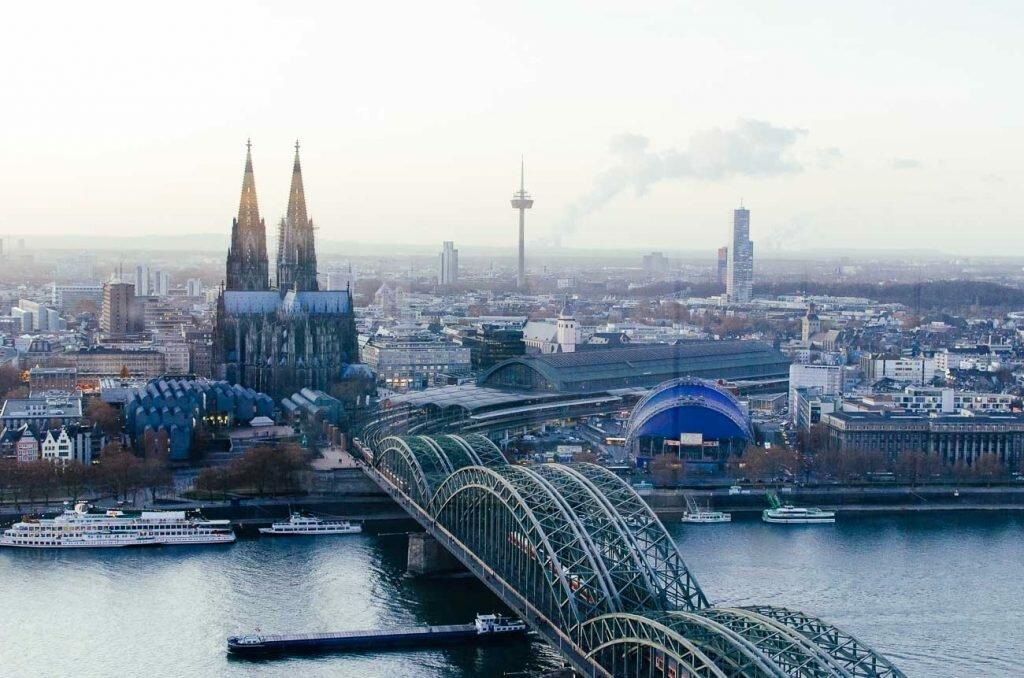 Кельн Германия