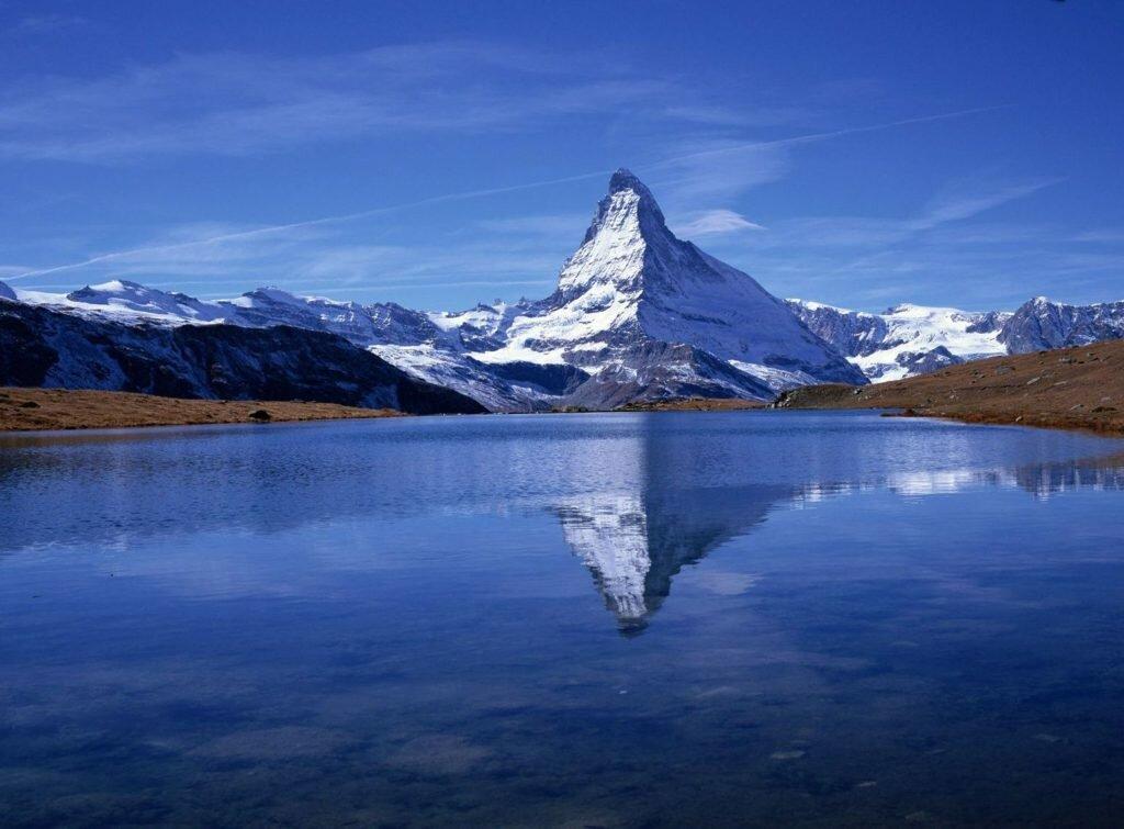гора Маттерхорн Швейцария