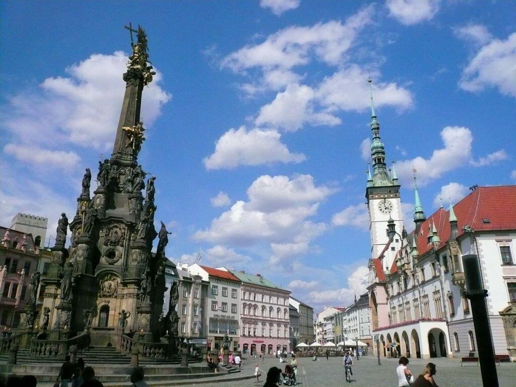 Оломоуц Чехия