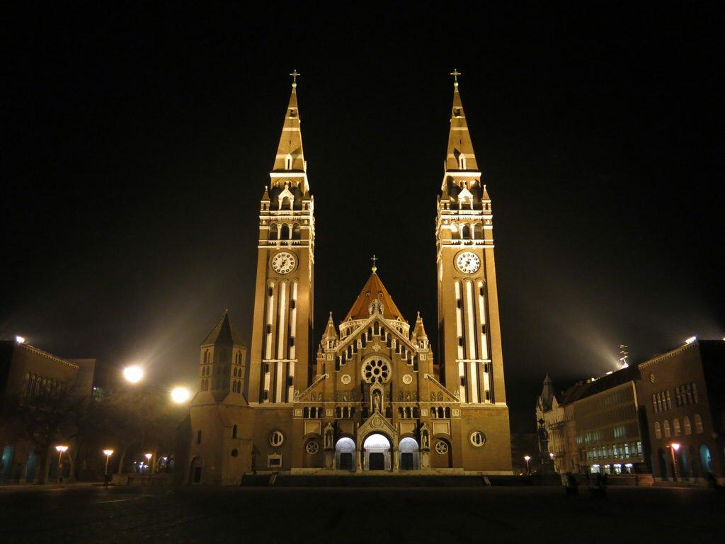 Сегед Венгрия
