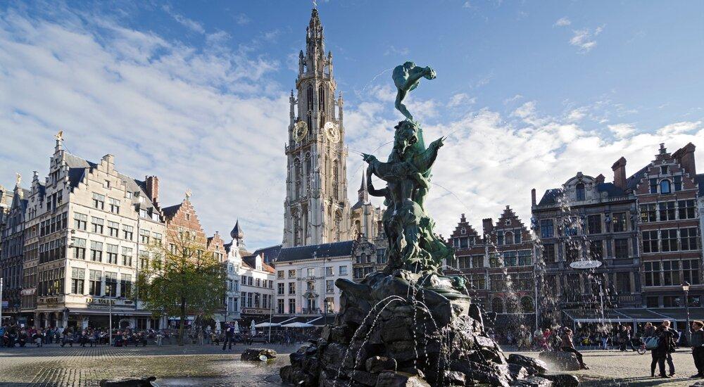 Антверпен Бельгия