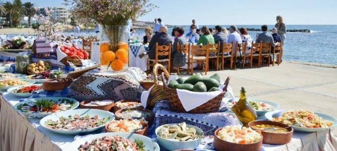 Традиционная еда Кипра