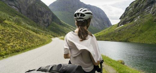 Норвегия на велосипеде