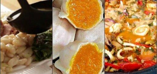 Блюда, которые стоит попробовать в Лиссабоне