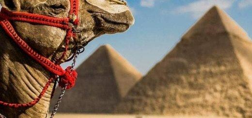 Самые интересные достопримечателъности Египта